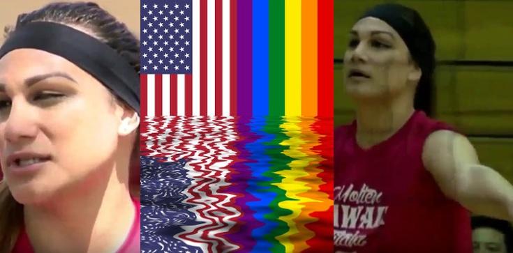 Szaleństwo LGBT! Zmienił płeć, pojedzie na Olimpiadę grać jako kobieta - ZOBACZ - zdjęcie