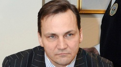 ,,Bura suka'' i honor Radosława Sikorskiego - miniaturka