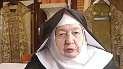 S. Małgorzata Borkowska OSB: Grzech nie do przebaczenia - miniaturka