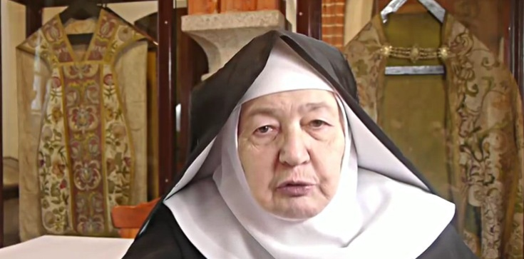 S. Małgorzata Borkowska OSB: Grzech nie do przebaczenia - zdjęcie