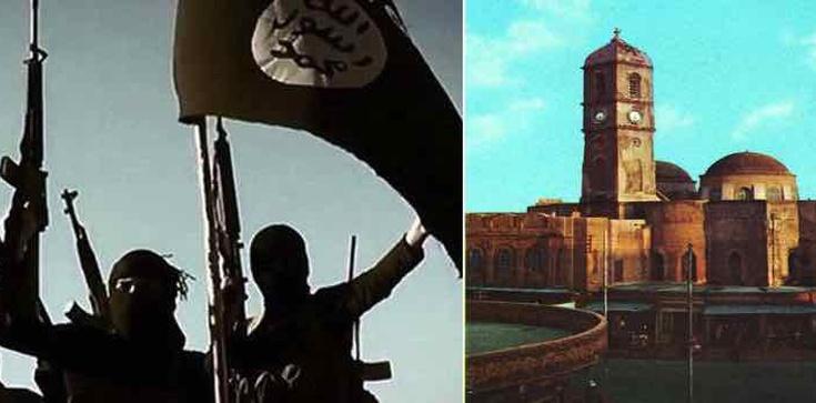 Kościół dominikanów wysadzony w powietrze przez ISIS! - zdjęcie