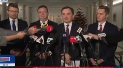 Minister Ziobro chce zadać komisarz Jourovej kilka pytań - miniaturka