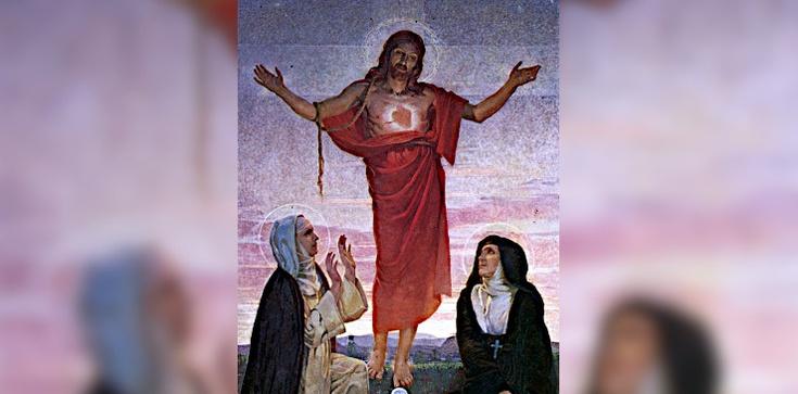 Modlitwa za grzeszników św. Małgorzaty Marii Alacoque - zdjęcie
