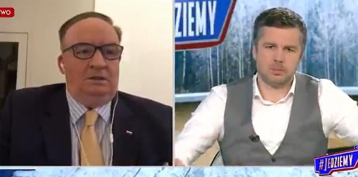 Saryusz-Wolski: Z prezydencją niemiecką nie ma o czym rozmawiać [Wideo] - zdjęcie