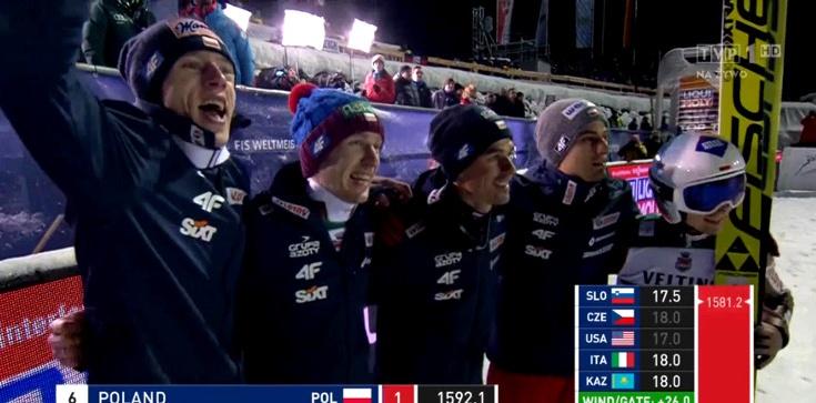 Polacy po raz pierwszy z medalem mistrzostw świata w lotach! - zdjęcie