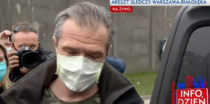 Zbiórka na kaucję dla Nowaka. ,,Każdy dawał, ile mógł'' - zdjęcie