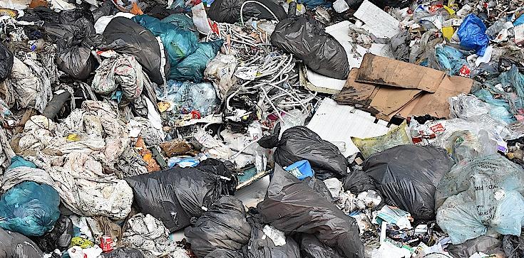 Mafie zalewają Polskę ,,europejskimi śmieciami'' - zdjęcie
