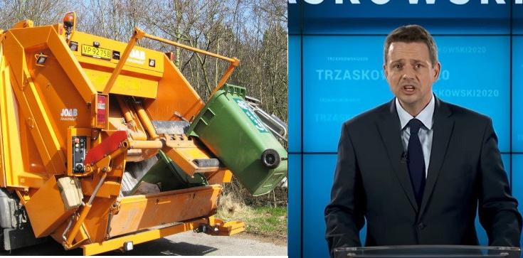 Trzaskowski w opałach? WSA po raz kolejny stwierdza nieważność uchwały śmieciowej Warszawy - zdjęcie