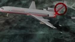 Brytyjczycy badają fragmenty Tu-154M na obecność materiałów wybuchowych - miniaturka