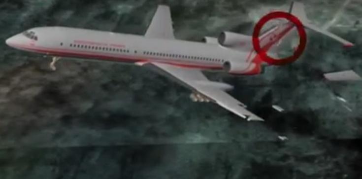Brytyjczycy badają fragmenty Tu-154M na obecność materiałów wybuchowych - zdjęcie