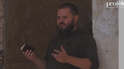 Br. Szymon Janowski OFMCap o ,,gimboateistach'' - miniaturka