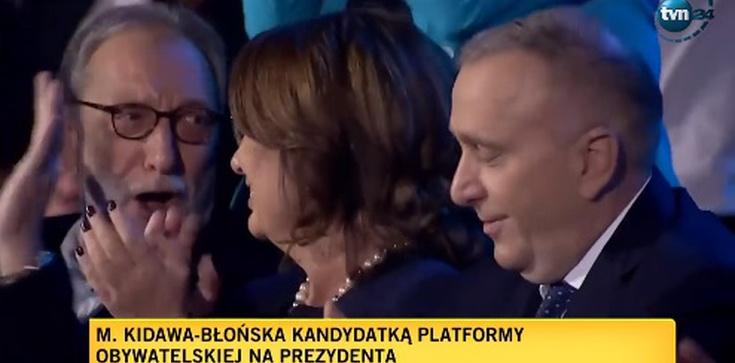 Uuuu, powiało grozą... Jan Kidawa-Błoński: Prezydencie, bój się mojej Małgośki! - zdjęcie