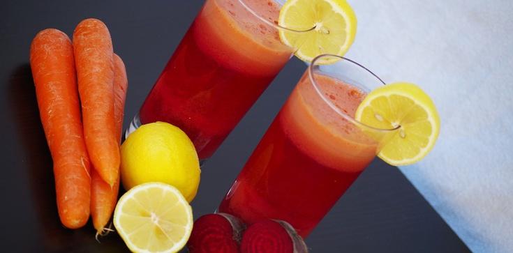Sok z czerwonego buraka - lekarstwo na raka!!! - zdjęcie