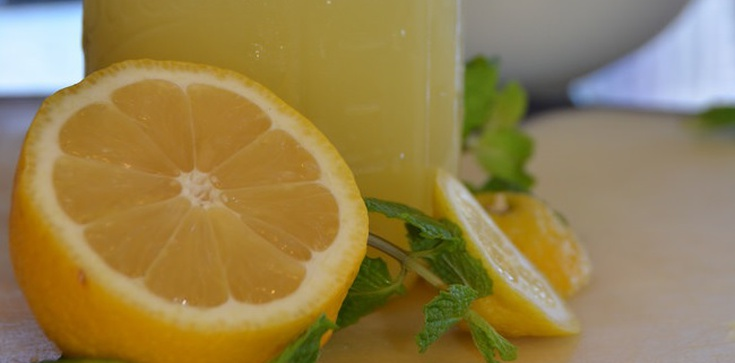 Uwaga!!! Sok z cytryny może uratować Ci życie - zdjęcie