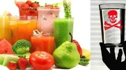 Oczyszczające soki z warzyw eliminują trucizny - miniaturka