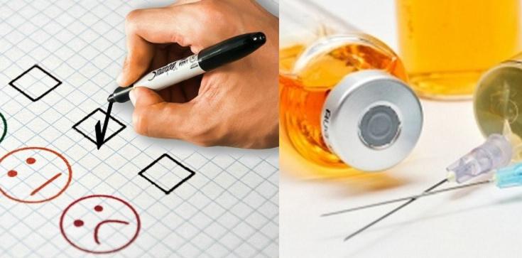 Szokujący sondaż. Aż 44 proc. Polaków nie che szczepień na koronawirusa - zdjęcie