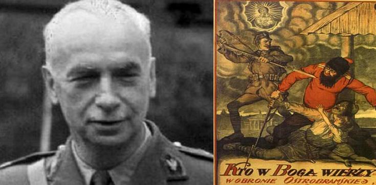 Bohaterowie Bitwy Warszawskiej 1920 r. - gen. Kazimierz Sosnkowski - zdjęcie