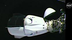 Historyczny moment! Kapsuła Dragon zadokowała do ISS - miniaturka