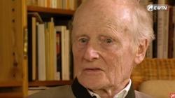 Prof. Robert Spaemann: Nie martwmy się o przyszłość Kościoła - miniaturka