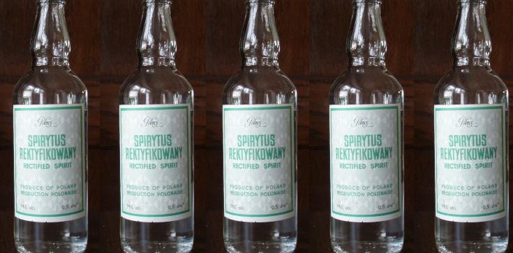Prokuratura: Spiryt i wódka na zdrowie!!! Nawet jak pochodzi z przestępstwa - zdjęcie