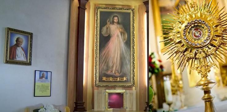 Włochy. Kolejna profanacja. Skradziono relikwię – ampułkę z krwią św. Jana Pawła II - zdjęcie