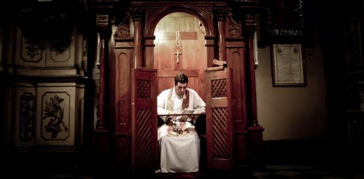 Spowiedź to droga nawrócenia. Krótka historia sakramentu pokuty i pojednania - zdjęcie