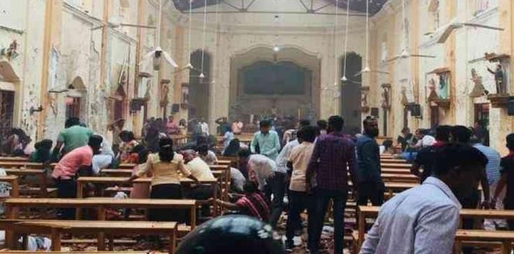Tragiczny bilans zamachów na Sri Lance. Nie żyje co najmniej 207 osób - zdjęcie