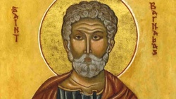 Święty Barnaba, Apostoł – To on przygarnął św. Pawła po nawróceniu - miniaturka