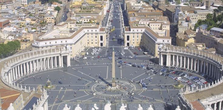 Zamknięto plac Świętego Piotra. Radykalne środki w Watykanie - zdjęcie