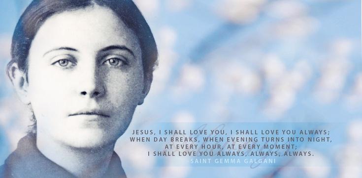 Dziś wspomnienie niesamowitej świętej Gemmy Galgani. MÓDL SIĘ DO NIEJ A SPOTKA CIĘ...CUD! - zdjęcie