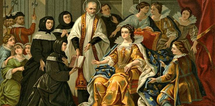 Litania za wstawiennictwem św. Wincentego a Paulo - zdjęcie