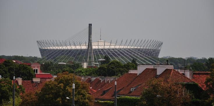 OFICJALNIE: Na Stadionie Narodowym powstaje pierwszy szpital polowy - zdjęcie