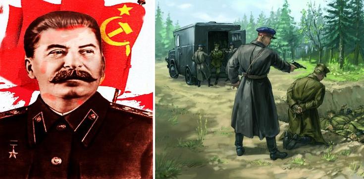 SKANDAL! Rosja oczyszcza Stalina ze zbrodni katyńskiej - zdjęcie