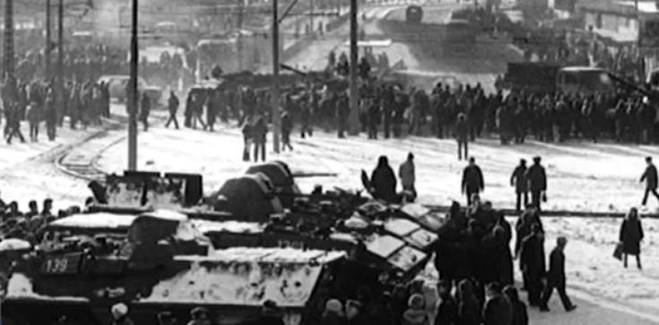 Represje 13. grudnia 1981 przychodziły nawet w 1989 - zdjęcie