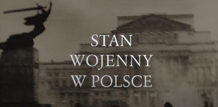 Zakazane historie. Stan wojenny w Polsce [Wideo] - zdjęcie