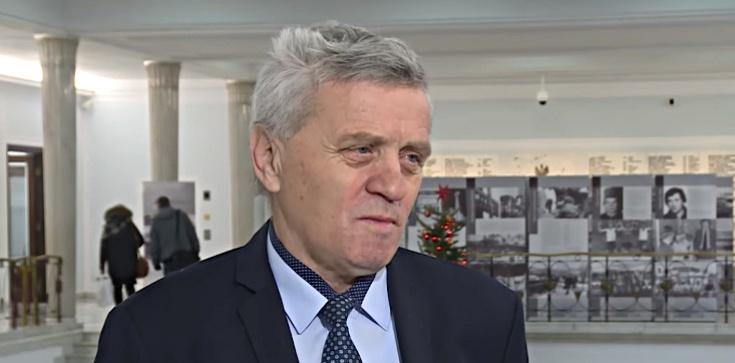 Senator Kogut w prokuraturze - zdjęcie