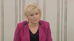 Senat: Lidia Staroń wsparła PiS. Mocne wystąpienie! [ZOBACZ] - miniaturka
