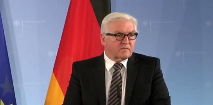 Frank-Walter Steinmeier o winie Niemców. Ludzie żądali reparacji - zdjęcie