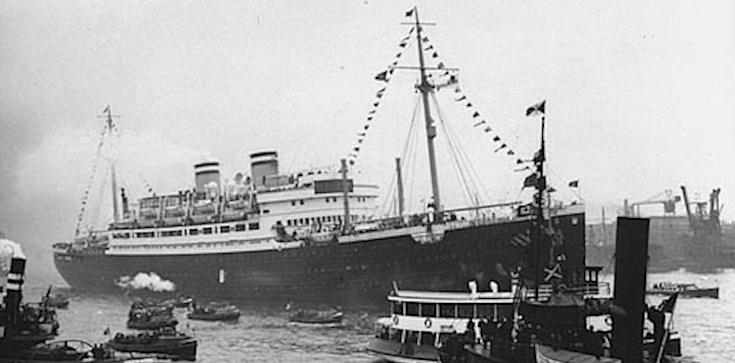 USA nie przyjęły Żydów uciekających z III Rzeszy. Skazały ich tym samym na śmierć - zdjęcie