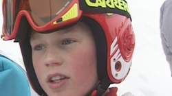 12-letni Kamil Stoch. Czy już wtedy myślał o zwycięstwie? - miniaturka