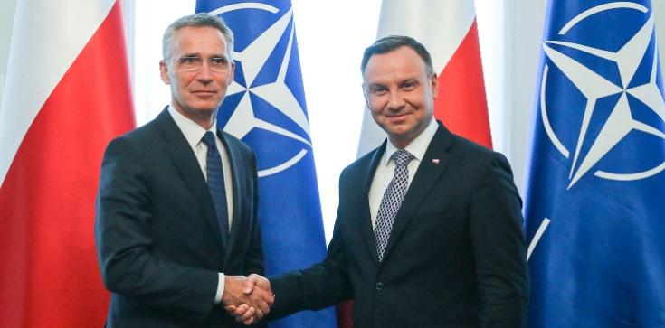 Z czym Europa Środkowa wybiera się na szczyt NATO? Duda wyjawia - zdjęcie
