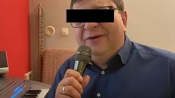 Zbigniew S. chwali się samochodem, jakim ucieka przed prokuraturą  - miniaturka