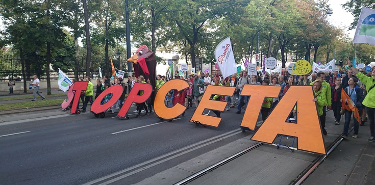 Walonia zatrzyma CETA? Kanada załamana - zdjęcie