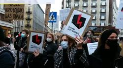 ,,Strajk kobiet'' chce dzisiaj zablokować Sejm - miniaturka