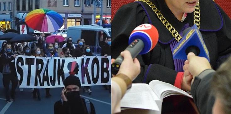 Lewicowa aktywistka Babcia Kasia przed sądem. Nawałnica wulgaryzmów - zdjęcie