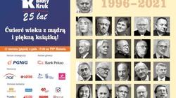 Zapraszamy na Galę 25-lecia wydawnictwa Biały Kruk!  Ćwierć wieku z mądrą i piękną książką! - miniaturka
