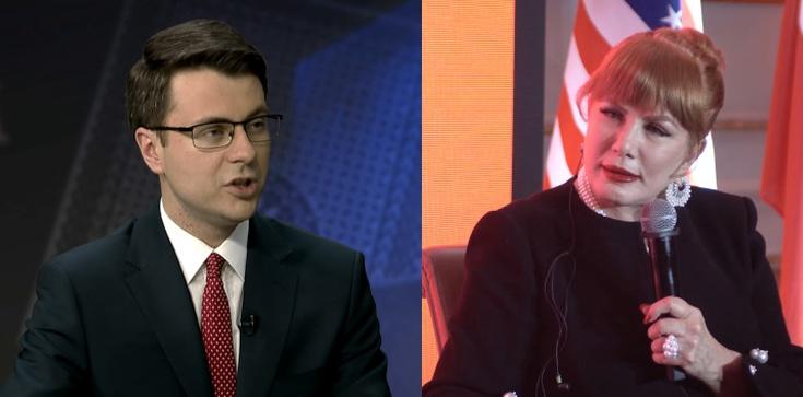 Rzecznik rządu odpowiada byłej ambasador. Mosbacher mówiła o korupcji i oligarchii - zdjęcie