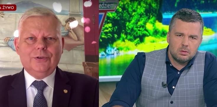 Suski o debacie Tuska z Kaczyńskim: Proponujemy Morawieckiego, ale lider PO pewnie będzie się bał - zdjęcie