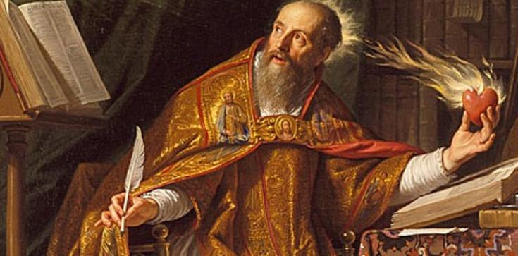 ,,Wielkie Nawrócenia''. Nawrócenie św. Augustyna: Z wrzącego kotła erotyki ku czystości - zdjęcie