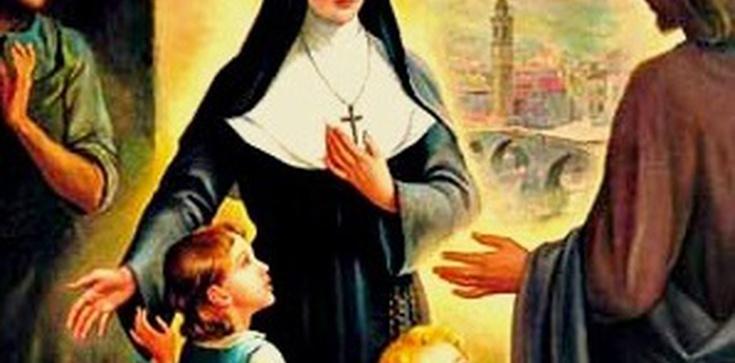 Święta Benedykta od Bożej Opatrzności. Budowała fundamenty nowoczesnej  edukacji i roli kobiety w społeczeństwie - zdjęcie